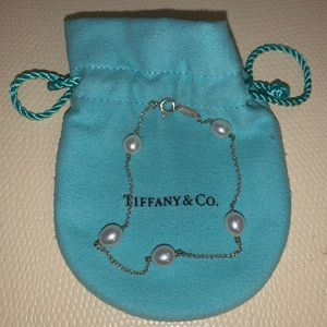Tiffany & Co. Jewelry - Tiffany Elsa Peretti Pearls by the yard bracelet